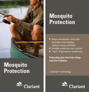 Klopex - zaščita Clariant Mosquito Protection